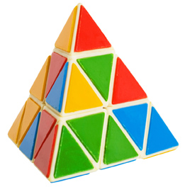 Triangular Pyramid In Real Life