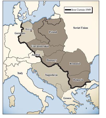 5. Iron Curtain ...